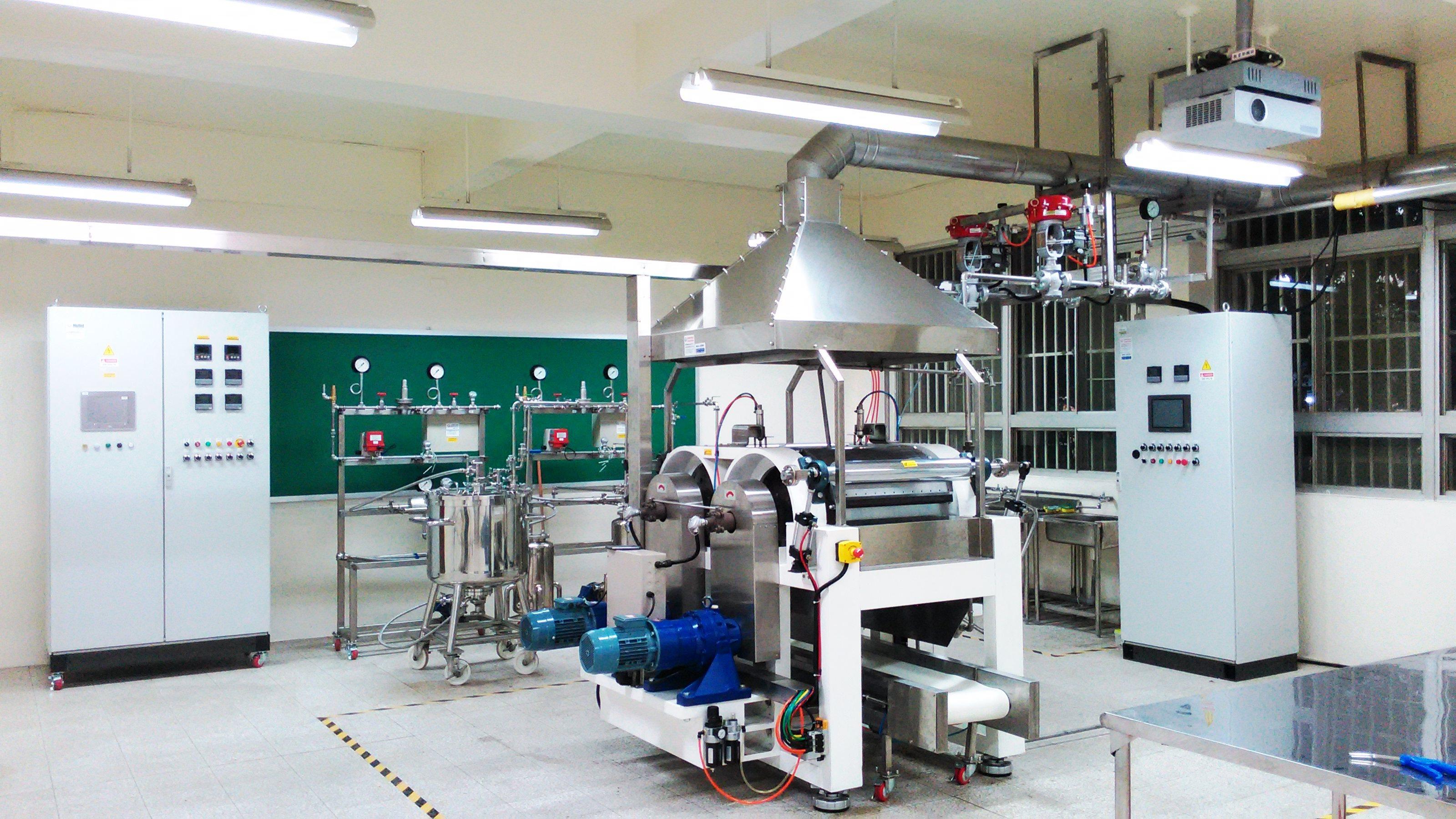 National Formosa University Pilot Plant