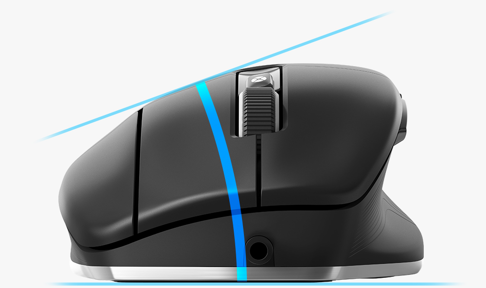 3DX-CMP更舒適